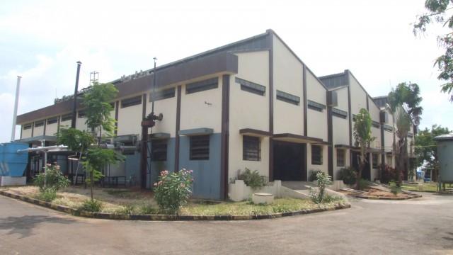 AMPL Carbonization Plant